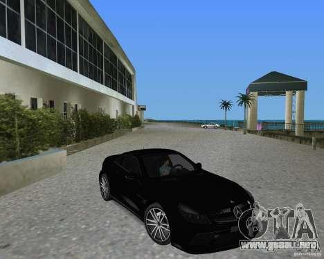Mercedess Benz SL 65 AMG Black Series para GTA Vice City