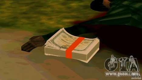 Acciones de MMM v2 para GTA San Andreas tercera pantalla