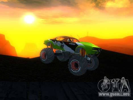 Fire Ball para GTA San Andreas