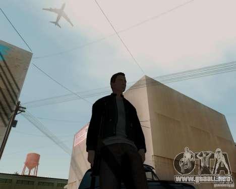 Daniel Craig para GTA San Andreas quinta pantalla