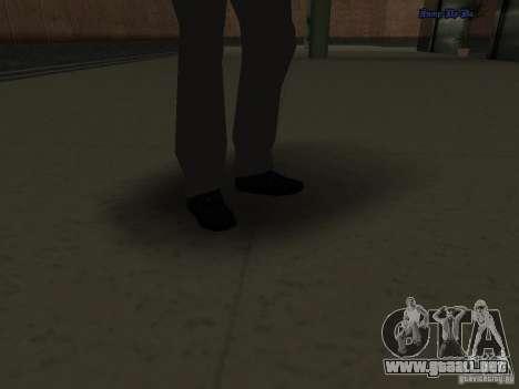 New bmost para GTA San Andreas segunda pantalla