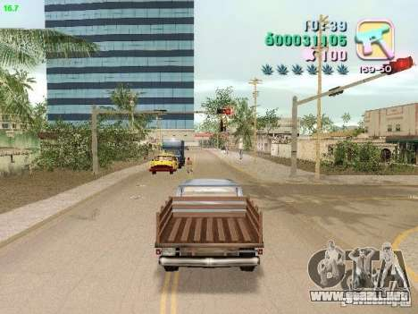 New hud para GTA Vice City