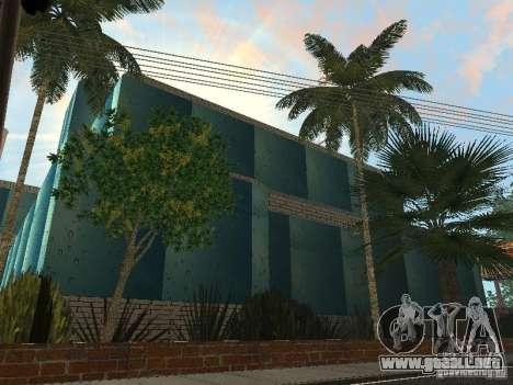 Obnovlënyj Hospital de Los Santos v. 2.0 para GTA San Andreas sucesivamente de pantalla