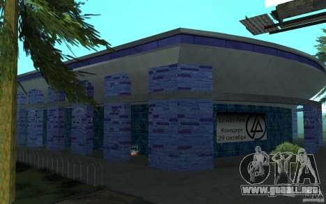 Un nuevo estadio en San Fierro para GTA San Andreas tercera pantalla