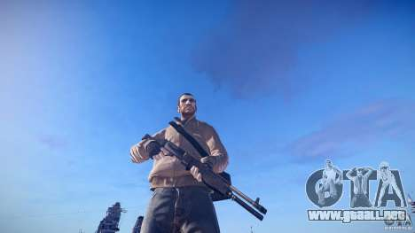 Nueva escopeta para GTA 4