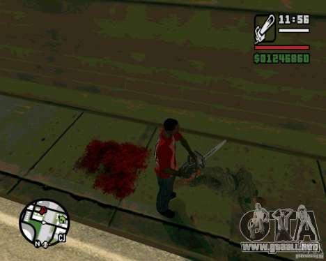 Soldados iraquíes para GTA San Andreas quinta pantalla