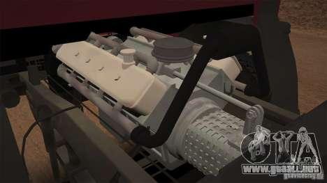 KAMAZ 5410 para GTA 4 visión correcta