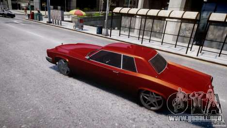 Buccaner Tuning para GTA 4 visión correcta