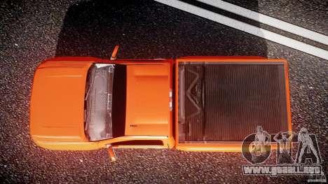 Chevrolet Silverado 2011 para GTA 4 visión correcta
