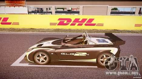 Lotus 2-11 para GTA 4 left