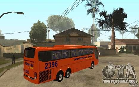 Marcopolo Paradiso 1200 Pullman Bus para la visión correcta GTA San Andreas