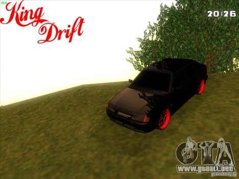 Ваз diablo 2114 estilo para GTA San Andreas