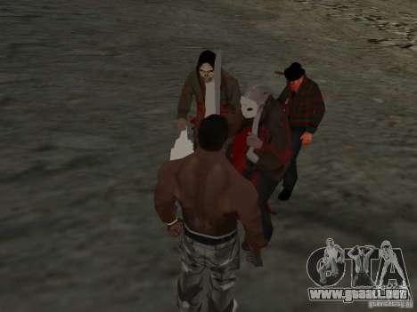 Scary Town Killers para GTA San Andreas