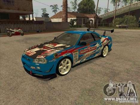 Nissan Skyline GT-R R34 Super Autobacs para GTA San Andreas
