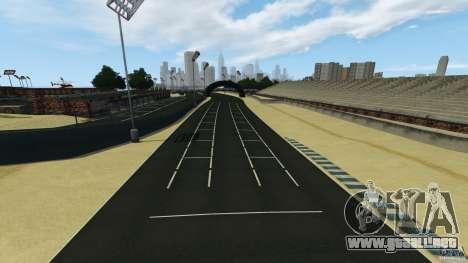 Laguna Seca [HD] Retexture para GTA 4 tercera pantalla