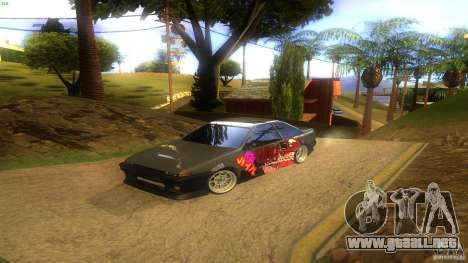 Toyota AE86 Coupe - Final para GTA San Andreas