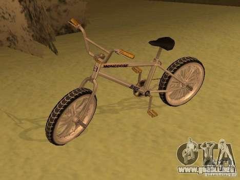 New Bmx para GTA San Andreas