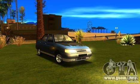 LADA 21103 v2.0 para GTA San Andreas