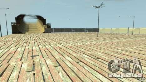 New Map Mod para GTA 4 tercera pantalla