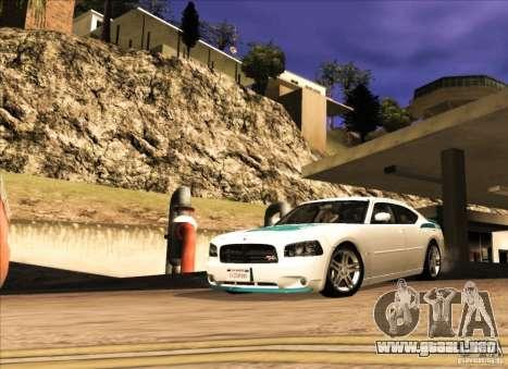 Dodge Charger R/T Daytona para GTA San Andreas left