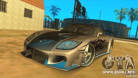 ENBSeries by Fallen para GTA San Andreas sexta pantalla