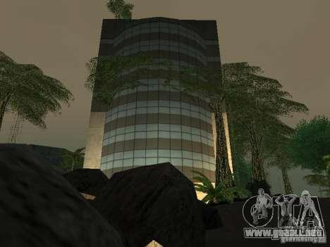 El misterio de las islas tropicales para GTA San Andreas octavo de pantalla