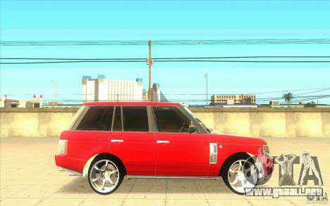Arfy Wheel Pack 2 para GTA San Andreas décimo de pantalla