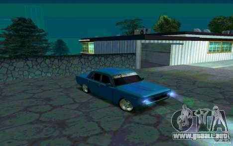 GAS 24 v 1.0 para GTA San Andreas left