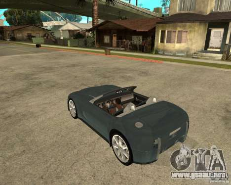 Ford Cobra Concept para GTA San Andreas left