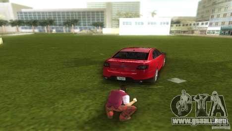 Ford Taurus para GTA Vice City left