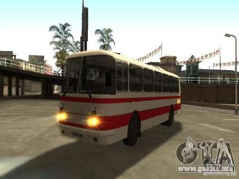 LAZ 699R 98021 para GTA San Andreas