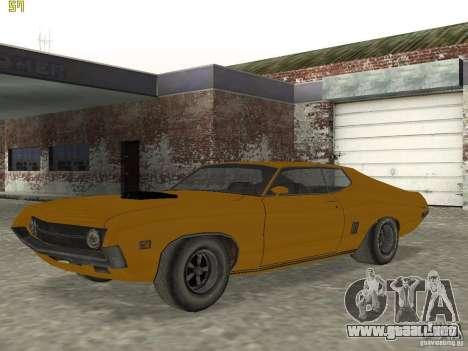 Ford Torino 70 para GTA San Andreas