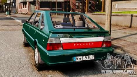 Daewoo-FSO Polonez Caro Plus 1.6 GSI 1998 Final para GTA 4 left
