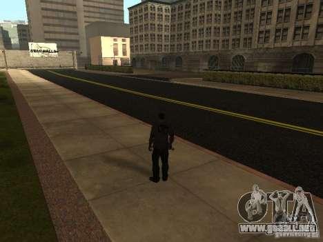 Nuevos caminos en Los Santos para GTA San Andreas sucesivamente de pantalla