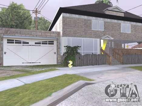 CJ Total House Remodel V 2.0 para GTA San Andreas sexta pantalla