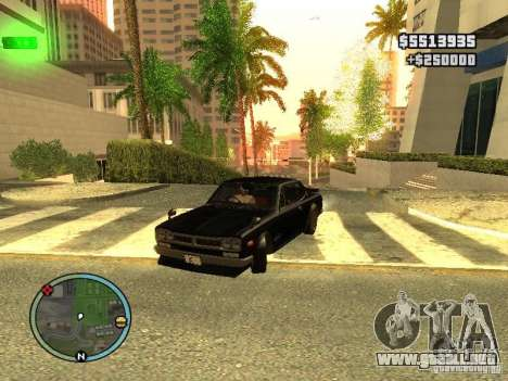 Nissan Skyline 2000 GT-R para GTA San Andreas