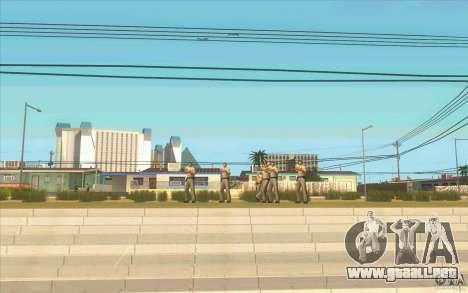 6 estrellas para GTA San Andreas tercera pantalla