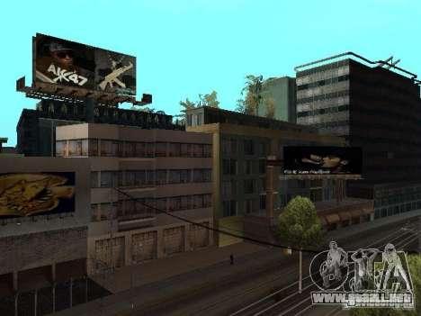 Rep cuarto v1 para GTA San Andreas sexta pantalla
