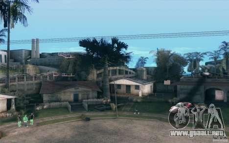 iCEnhancer V3 para GTA San Andreas tercera pantalla