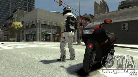 BIKER BOYZ Clothes and HELMET Version 1.1 para GTA 4 tercera pantalla
