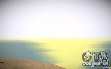Agua HD v3.0 para GTA San Andreas twelth pantalla