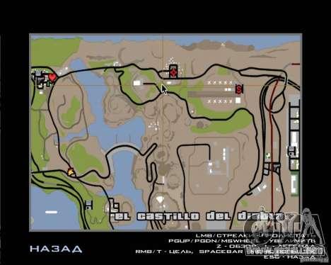 CJ-alcalde para GTA San Andreas novena de pantalla
