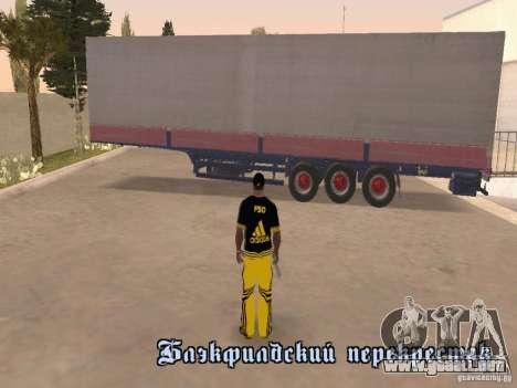 Kogel para la visión correcta GTA San Andreas