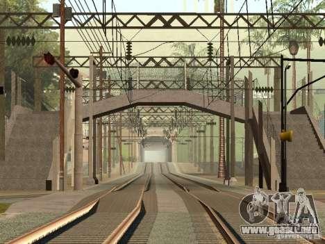 Póngase en contacto con la red 2 para GTA San Andreas