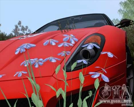 Optix ENBSeries para PC de gran alcance para GTA San Andreas sexta pantalla