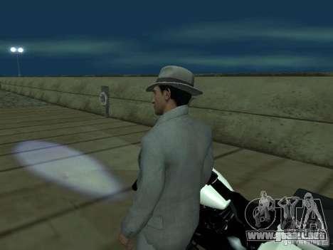 Vito Skalleta v1.5 para GTA San Andreas tercera pantalla