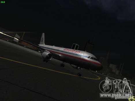 Airbus A320 para GTA San Andreas