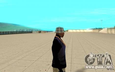 Bronik piel 5 para GTA San Andreas segunda pantalla