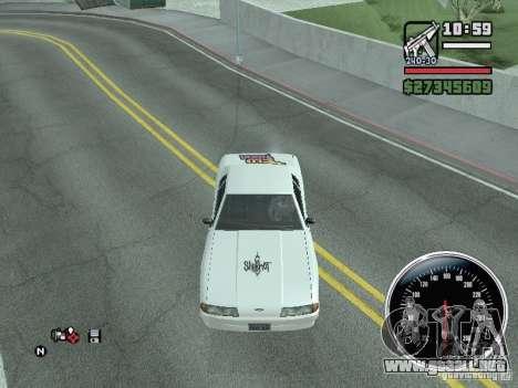Vinilo para Elegy para la visión correcta GTA San Andreas