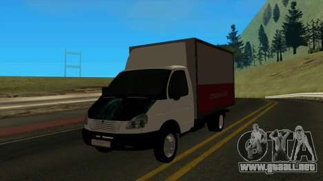 3302 Gacela v2 para GTA San Andreas